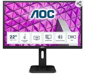 """AOC Pro-line 22P1 21.5"""" LED FullHD Negro"""