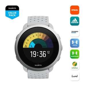 SUUNTO Reloj GPS con pulsómetro Suunto 3