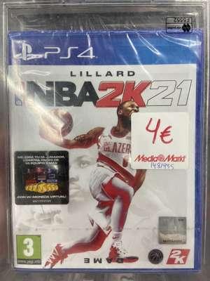 NBA 2K21 PS4 MediaMarkt Granada