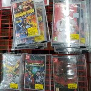 Juegos Nintendo Switch   Mediamarkt La Dehesa