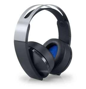 Auriculares Sony Platinum Headset 7.1 Inalambricos