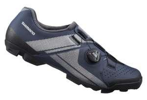 Zapatillas MTB Shimano XC300 azul marino o negras