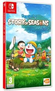Doraemon Story of Seasons (Switch)