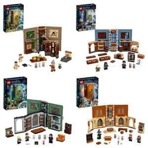LEGO Harry Potter TM Momento Hogwarts (varios modelos) por 12,89€