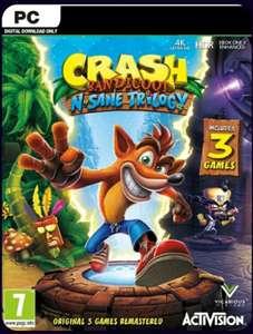 CRASH BANDICOOT N. SANE TRILOGY PC (STEAM)