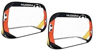 Hudora 76994 - Porterías con Sistema Pop-up (2 Unidades)
