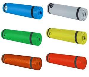 Colchoneta Boomerang 180 x 60 x 1 cm para ejercicios de suelo (Yoga, Pilates, etc.) por sólo 9,75€