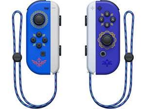 Mando Nintendo Joy-Con, The Legend Of Zelda: Skyward Sword, Azul | Joy-Con Naranja y Morado por 58,99 € + 1,99 € (envío)