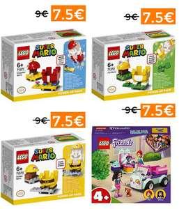 25% descuento selección Lego Fnac