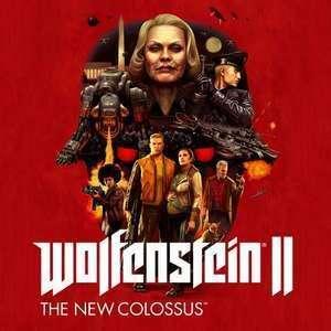 Juego Wolfenstein II: The New Colossus (Switch) por 17,99 € (eShop)