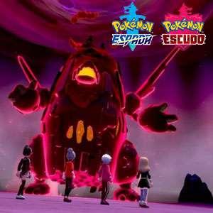 "GRATIS :: Un Coalossal Gigamax Especial   Pokémon Espada - Escudo   y una Carta dorada ""Quick Ball""   TCGO"