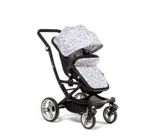 Silla de Paseo Transformable en capazo UP Bebé Due
