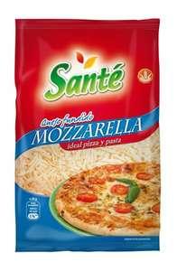Queso rallado especial pizza y pasta Santé 150 grs. por sólo 0,25€ (Alcampo Motril)