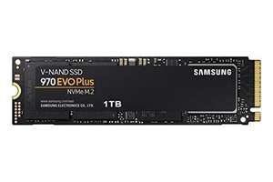 Samsung 970 Evo Plus, SSD Unidad de Estado Sólido M.2 1TB