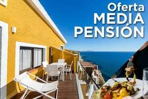España en Hoteles de 3/4/5* + Media Pensión solo 121€(5 noches) (PxPm2)