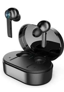 auriculares Bluetooth 5.0 IPX5 impermeables con micrófono