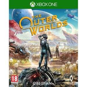 The Outer Worlds para Xbox One por menos de 10€