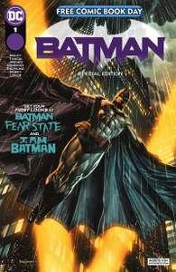 Free Comic Book Day 2021: Batman, Suicide Squad…