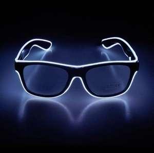 """Gafas de Sol LED Disfraces para Fiesta. """"Party-gafas"""""""