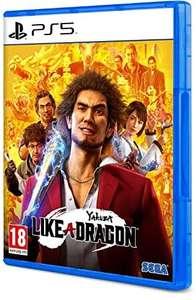 PS5: Yakuza: Like a dragon por sólo 15€ (Alcampo La Laguna)