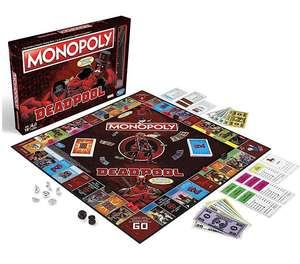 Monopoly Deadpool por sólo 15€
