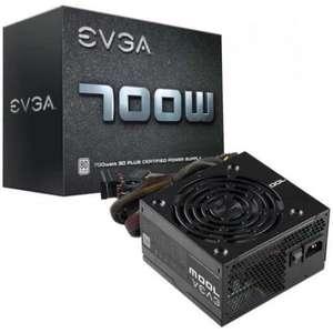 Fuente de alimentación EVGA 700 W1 700W 80 Plus White