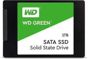 "Western Digital WD Green - Internal SSD 2.5"" SATA, 1 TB"