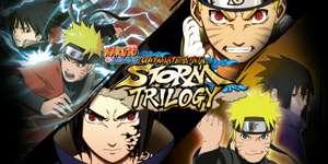 NARUTO SHIPPUDEN: Ultimate Ninja STORM Trilogy - PlayStation Store