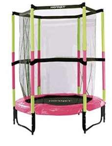 trampolin SALTO EN con Red de seguridad - 140cm