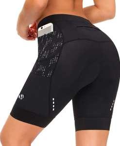 Pantalón ciclismo mujer en 2 modelos [aplicando cupón descuento]