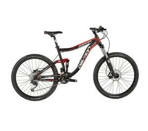 Bicicleta doble suspensión Devron Zerga F66.7. 27.5