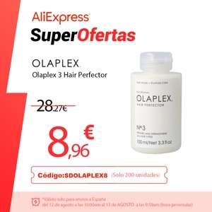 Olaplex 3 hair perfector nº-3 100ml champú y acondicionador cuidado