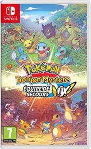 Pokemon Mundo Misterioso - Equipo de Rescate DX