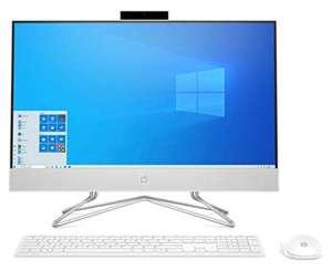 "HP All-in-One 24-df0096ns - 23.8"" FHD (Pantalla táctil, Intel Core i3-10100T, 8 GB DDR4-SDRAM, 512 GB SSD, W10"