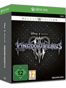 Kingdom Hearts Deluxe Edition