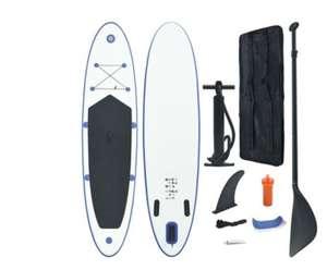 Tabla de paddle surf + accesorios