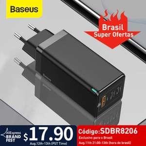 Baseus Cargador de 65W y 2 puertos (Desde España)