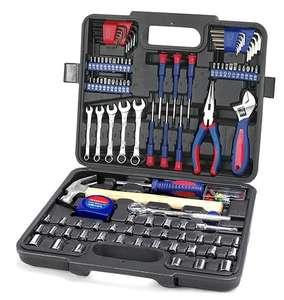 Maletín herramientas 165 piezas solo 16€ (desde España)