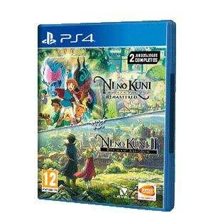 Ni No Kuni 1 + 2 Pack PS4