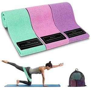Bandas Elasticas Musculacion, 3 Piezas Bandas Elásticas Fitness