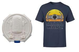 Pack camiseta + fiambrera - Star Wars