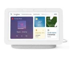 Google Nest Hub 2ª generación (Alcampo La Orotava) por 39,98 €