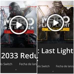 Metro 2033 Redux // Metro: Last Light Redux