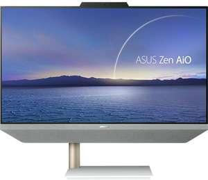 "ASUS Zen AiO 24 PC Todo en uno LCD 23,8"" FHD Anti-Glare, AMD Ryzen 3 5300U, 8GB RAM DDR4, 256GB SSD"