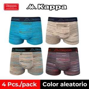 KAPPA calzoncillos tipo bóxer, color aleatorio.