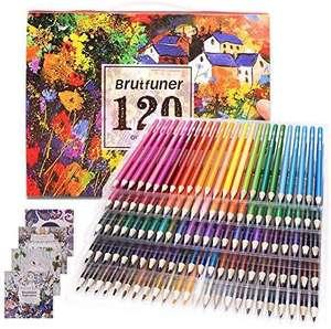 Lápices de colorear para adultos, color 120 colores