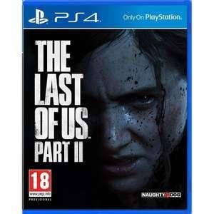 The Last of Us Parte II, Cyberpunk 2077, Immortals Fenyx Rising [PS4]