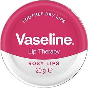 Vaseline Balsamo para Labios 20g por solo 0,42€