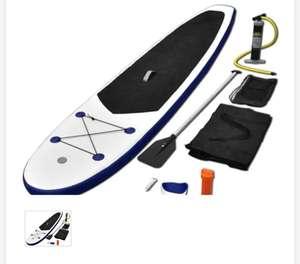 Conjunto de Paddle Surf VIDAXL + Accesorios
