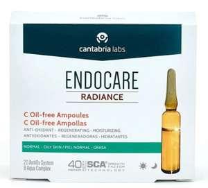 ¡ OFERTÓN! Endocare Radiance-C oil-free, 10 ampollas.